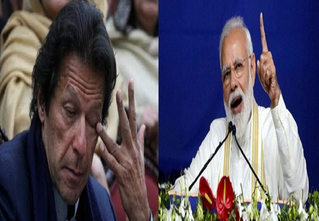 Imran Khan and Narendra Modi