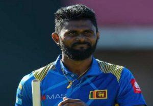 तीसरे टी-20 से भी बाहर हो सकते हैं श्रीलंकाई गेंदबाज इसुरु उदाना