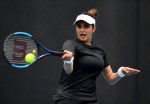 टेनिस : होबार्ट इंटरनेशनल के सेमीफाइनल में पहुंची सानिया मिर्जा