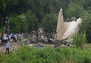 सूडान के दारफुर में सैन्य विमान दुर्घटनाग्रस्त, 18 मरे