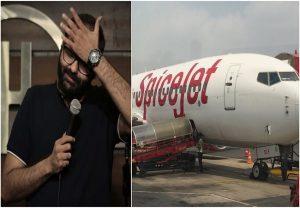 इंडिगो के बाद एयर इंडिया और स्पाइसजेट ने भी कुणाल कामरा पर लगाया बैन