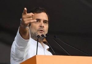 राहुल गांधी ने देविंदर सिंह मामले की एनआईए जांच पर सवाल उठाए