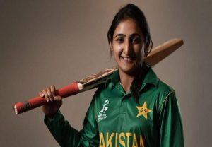 पाकिस्तानी कप्तान मारूफ महिला टी-20 विश्व कप से बाहर