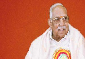 RSS के वरिष्ठ प्रचारक पी परमेश्वरन का 93 वर्ष की उम्र में निधन, 2018 में मिला था पद्म विभूषण