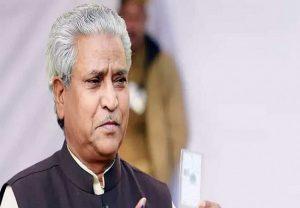 दिल्ली विधानसभा चुनाव 2020: वोट डालने के बाद भाजपा के पूर्व संगठन महामंत्री रामलाल ने कही ये बड़ी बात