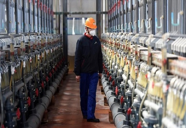 china textile business