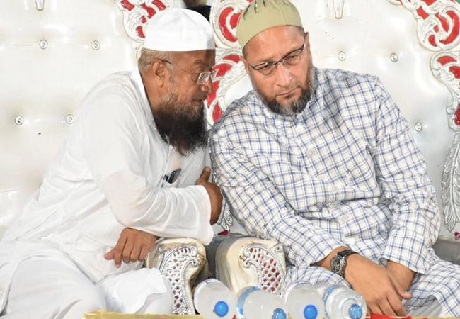 Mufti Mohd Ismail and Owaisi