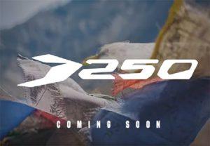 लॉन्च से पहले जारी हुआ नई Bajaj Dominar 250 का टीजर
