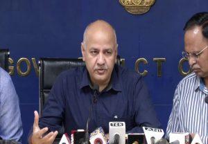Delhi : मनीष सिसोदिया की कोरोना रिपोर्ट निगेटिव, अस्पताल से छुट्टी मिली