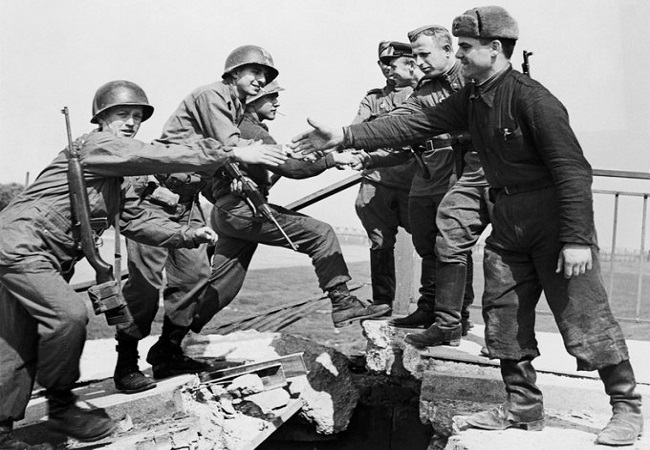 Elbe Day World War 2