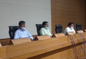 सीएम विजय रुपाणी से मिले कांग्रेस विधायक की कोरोना रिपोर्ट आई पॉजिटिव, मचा हड़कंप