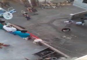 इंदौर में पुलिस जवानों पर पथराव, 7 गिरफ्तार, 3 पर रासुका