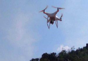 जंगल में ड्रोन के जरिए हो रही है पालघर में साधुओं की हत्या करनेवालों की तलाश