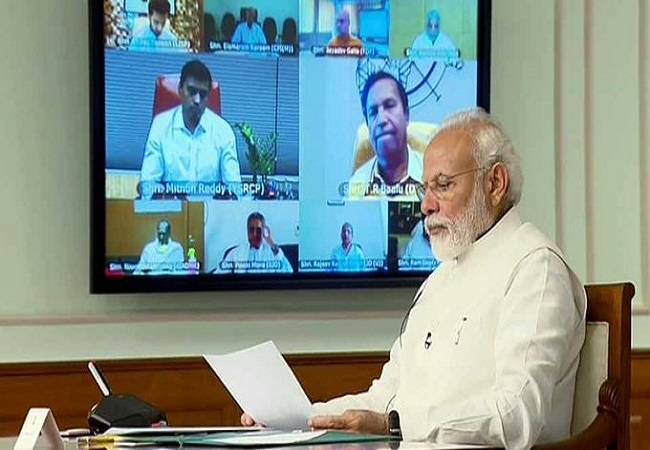 pm modi meeting to all party leaders