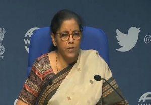 कोविड-19 की स्थिति पर निर्भर करेगी इस वित्त वर्ष में आर्थिक वृद्धि कैसी रहेगीः वित्त मंत्री