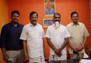 तमिलनाडु में बीजेपी की बड़ी घुसपैठ, डीएमके का सबसे मजबूत सिपहसालार तोड़ा