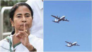 वायुसेना करना चाहती थी कोरोना योद्धाओं का सम्मान लेकिन ममता दीदी ने देखिये क्या किया!