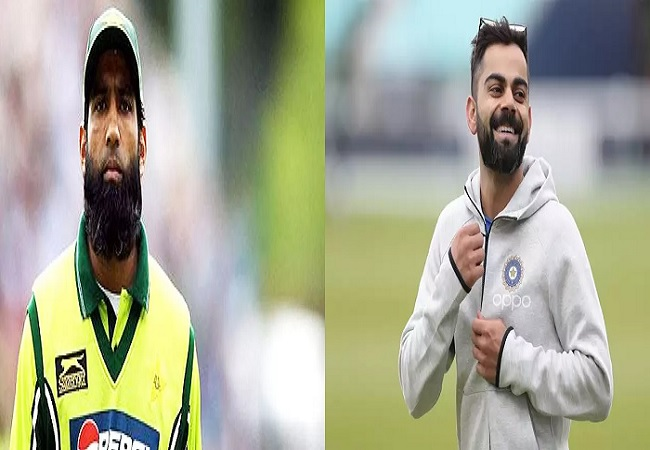 mohammad yousuf and Virat