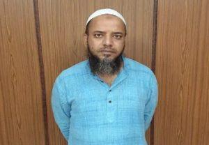 दिल्ली हिंसा : उमर खालिद और ताहिर हुसैन की मीटिंग कराने वाला खालिद सैफी गिरफ्तार