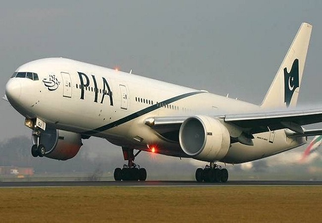 Pakistan UAE PIA