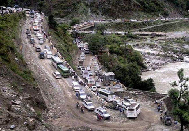 Chardham Project all weather