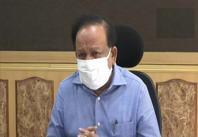 Health Min Harsh Vardhan
