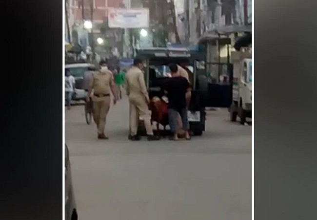 Kanpur Police