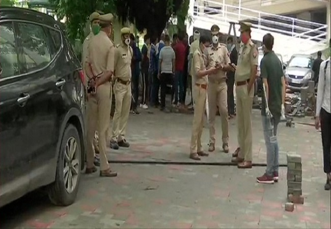 UP Police