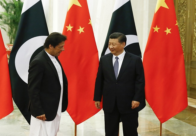 imran khan and jinping