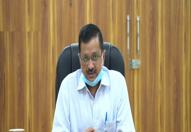 Kejriwal government launched website for employment