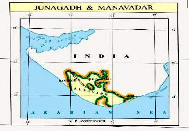 Pakistan New Political Map Jungad India
