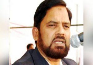 एक्शन में योगी सरकार, पीस पार्टी के नेता डॉ. अयूब पर लगाया रासुका