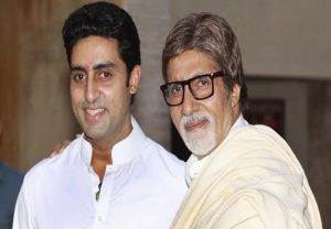 अभिषेक ने कोरोना को दी मात, पिता अमिताभ बच्चन ने ऐसे किया स्वागत