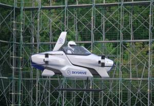 Skydrive कंपनी ने फ्लाइंग कार का किया सफल परीक्षण, 4 मिनट तक लगातार भरी उड़ान