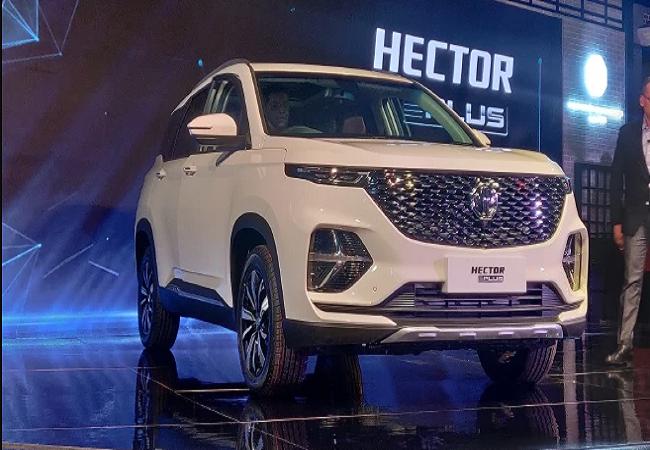mg hector plus2