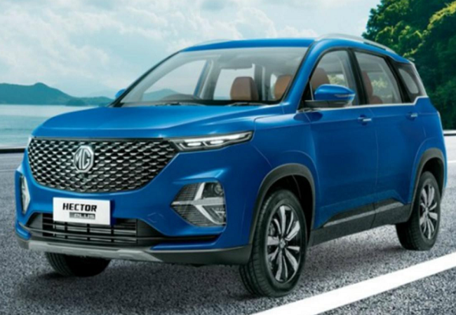 mg hector plus3