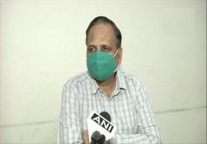 दिल्ली से स्वास्थ्यमंत्री की कोरोना को लेकर बयानबाजी, बाहरियों की वजह से बढ़ रहे कोरोना केस?