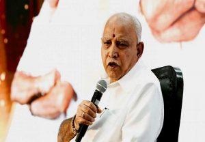 कांग्रेस ने कहा कर्नाटक सरकार के खिलाफ लाएंगे अविश्वास प्रस्ताव तो सीएम येदियुरप्पा ने दिया ये जवाब