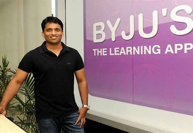 BYJUS Owner
