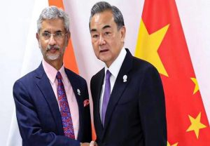 Jaishankar-Wang Yi met in Moscow, talks about peace on the border but India insists on this