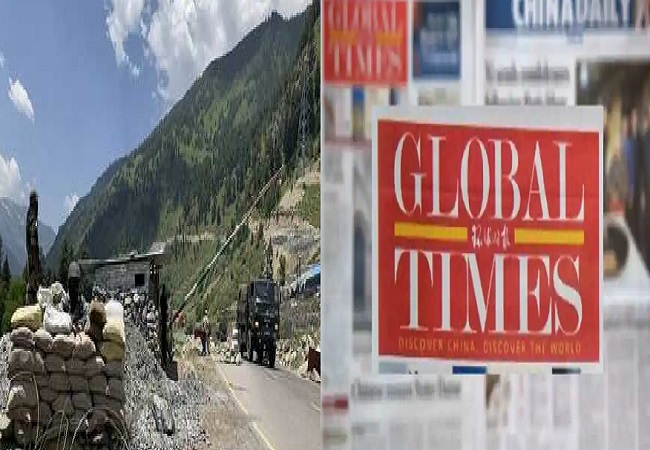 Galwan Valley And Global times