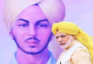 Bhagat Singh : शहीद-ए-आजम भगत सिंह की जयंती आज, पीएम मोदी, अमित शाह समेत कई बड़ी राजनीतिक हस्तियों ने ऐसे किया याद