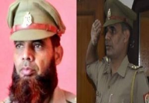 Baghpat: सस्पेंड होने के बाद सब इंस्पेक्टर इंतसार अली ने कटवाई दाढ़ी, जिसके बाद अब एसपी ने की ये कार्रवाई