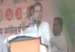 Bhagalpur: बिहार के श्रमिकों के सहारे राहुल गांधी पाना चाहते हैं सत्ता?, सैनिकों से तुलना कर कही ये बात