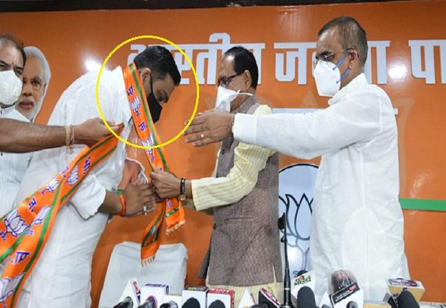 Rahul Lodhi Join BJP