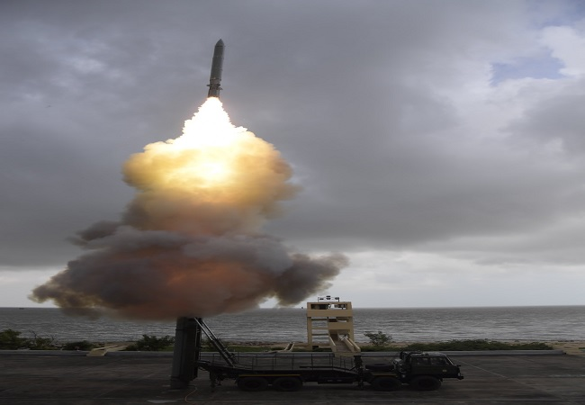 Supersonic Missile assisted release of Torpedo