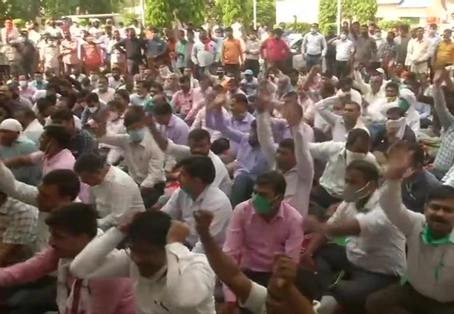 UP Vidyut Karmchari Sanyukt Sangharsh Samiti to protest