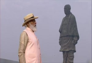 Sardar Patel: लौह पुरुष सरदार वल्लभभाई पटेल की जयंती पर पीएम मोदी ने दी श्रद्धांजलि