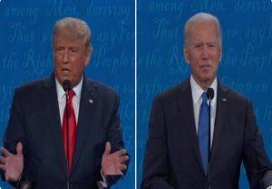 US Elections : ट्रंप का बाइडन पर हमला, ट्वीट कर कहा- उन्हें नहीं करना चाहिए प्रेसिडेंसी का गलत दावा