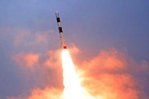 अंतरिक्ष में ISRO की एक और बड़ी कामयाबी, श्रीहरिकोटा से PSLV-C49 की सफल उड़ान